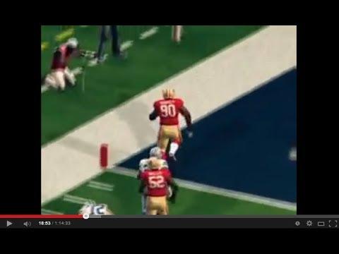 Preview 49ers vs Cowboys, Gameday Sept 07, 2014 Glenn Dorsey Scores!!