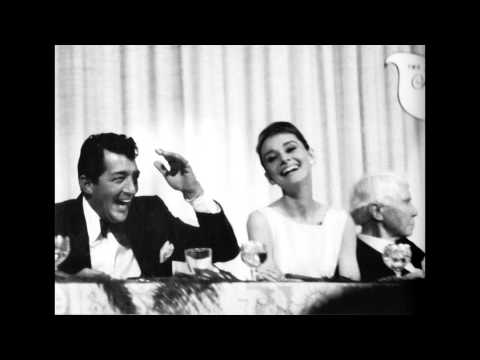 Audrey Hepburn roasts Gary Cooper  The Friar's Club Roast 1961