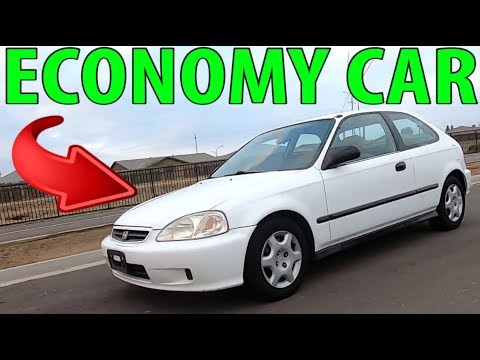 Here's why the 1990's era Honda Civic is the BEST