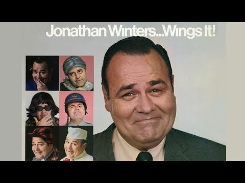 "Jonathan Winters - ""Jonathan Winters... Wings It!"" 1968 FULL STEREO ALBUM"