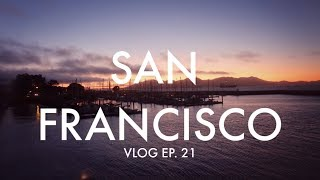 Vlog Ep.  21: What we did in San Francisco