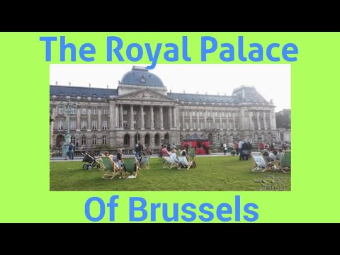 #Brussels #Royal #Palace The Royal Palace Of Brussels