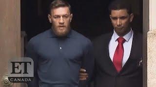 Conor McGregor Attacks Bus, Gets Arrested