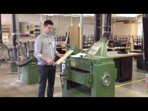 Large Thickness Planer