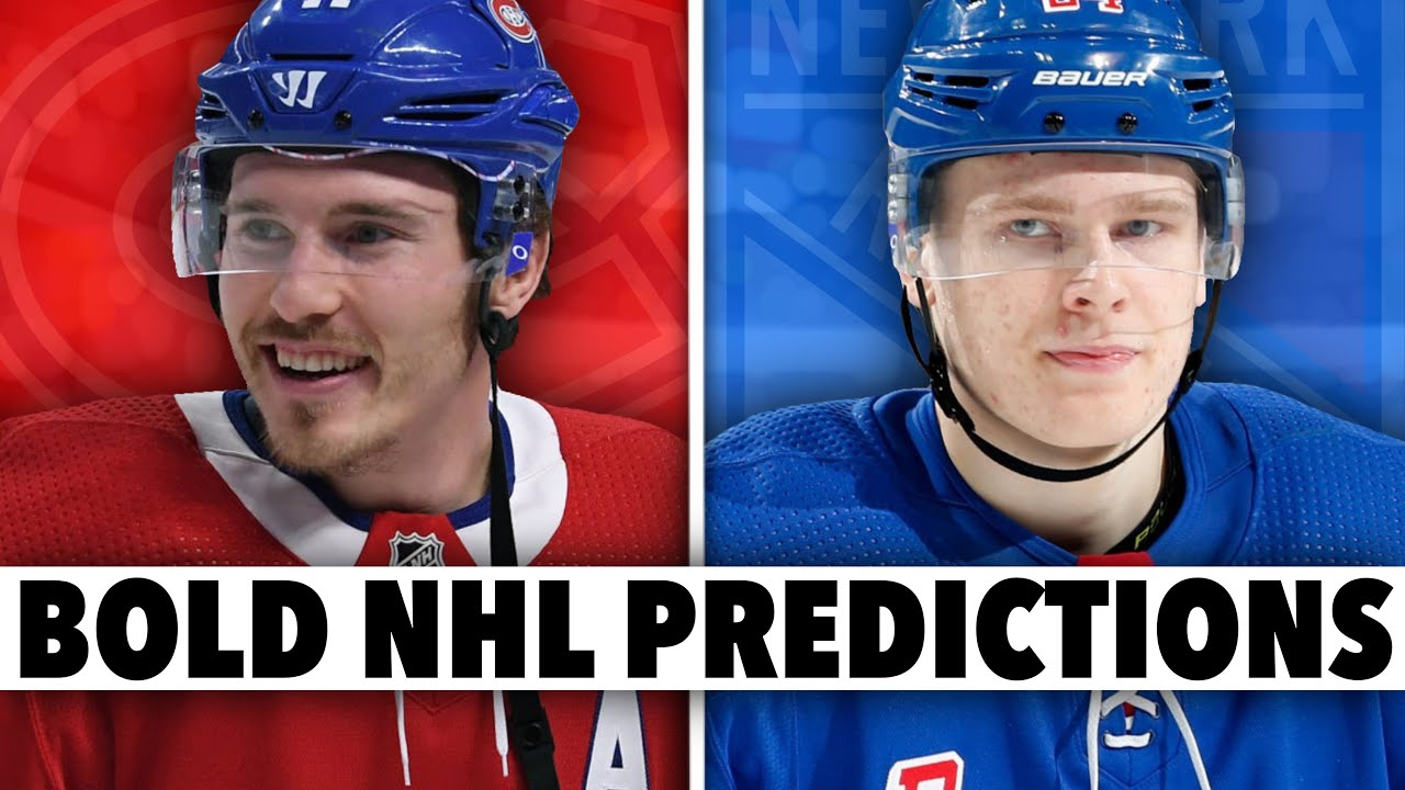 7 BOLD Predictions For The 2020-21 NHL Season