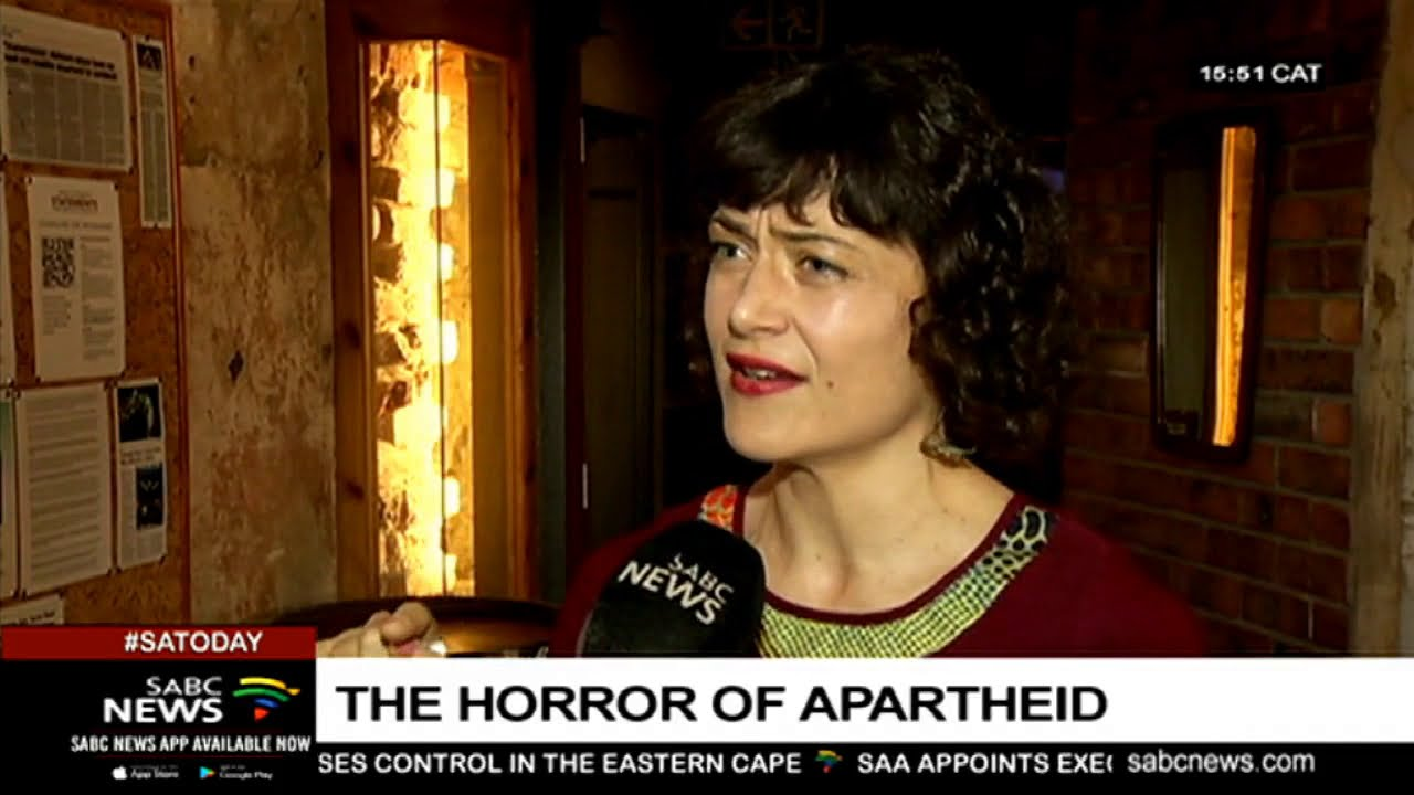 The horror of apartheid South Africa showcased in Cape Town