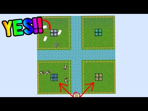 Have YOU Seen the NEW Minecraft Skyblock Islands Farm...! (Skybounds Minecraft!)