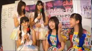 AKB48グループ リクエストアワー2017舞台裏SHOWROOM 谷川愛梨 白間...