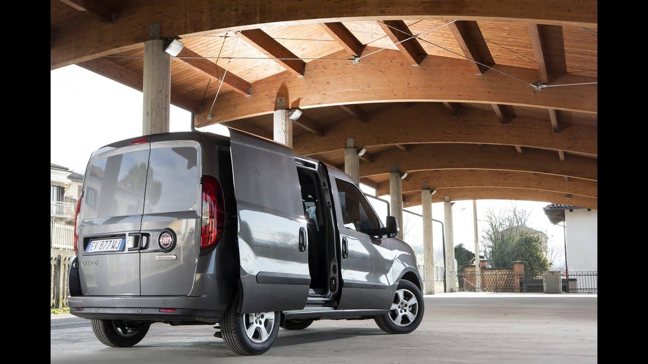 Fiat Doblo Cargo Light Van Of The Year Youtube