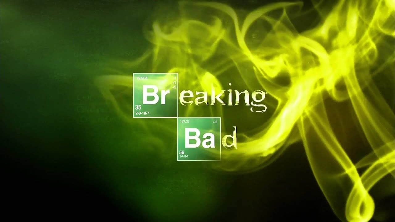 The Breaking Bad Intro is short but Not-So-Sweet