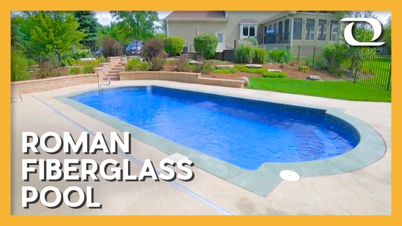 Thursday Pools | Cathedral (Maya) Fiberglass Pool Design