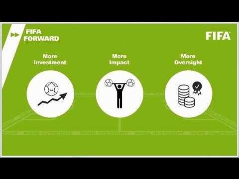 FIFA Forward: a step change for global football development