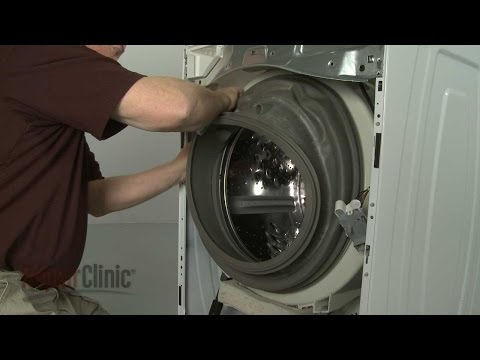 Washer Door Boot Seal Replacement