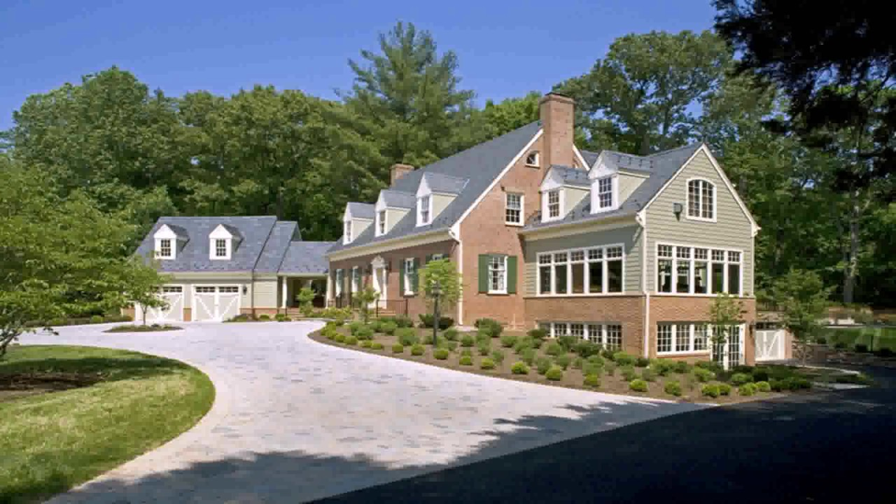 Cape cod style house additions youtube for Cape cod home additions