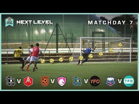ADJEI ON 🔥🔥🔥! | NEXT LEVEL FOOTBALL LEAGUE SEASON 2