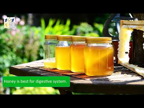 Benefits of Drinking Honey Water in Morning