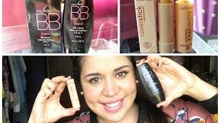 Doble First Impression: Avon Bb cream & Essence CoverStick Thumbnail