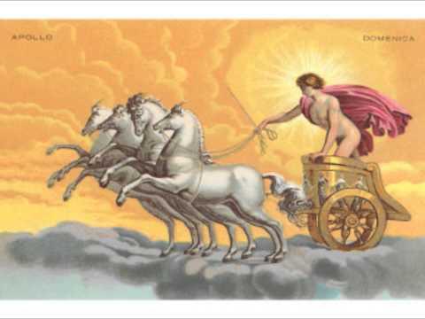 Greek God Apollo UPDATED
