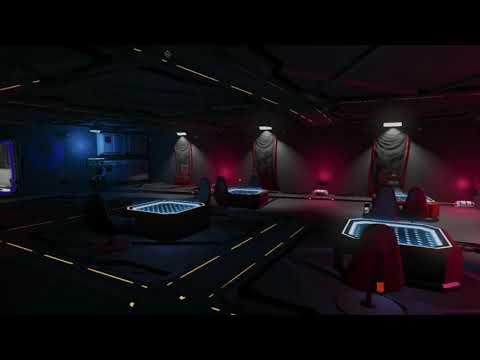 No man's sky USS ENTERPRISE walkthrough |