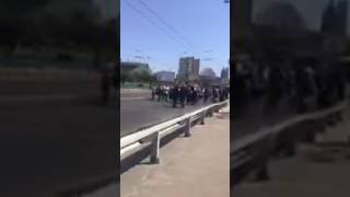 Как в Одессе похороны Цыганского Барона остановили движение транспорта 5 05 2017
