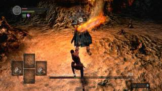 Dark Souls: Soul Level 1 - Fist Weapons Only - Boxer Challenge - Gwyn, Lord of Cinder (sl1)