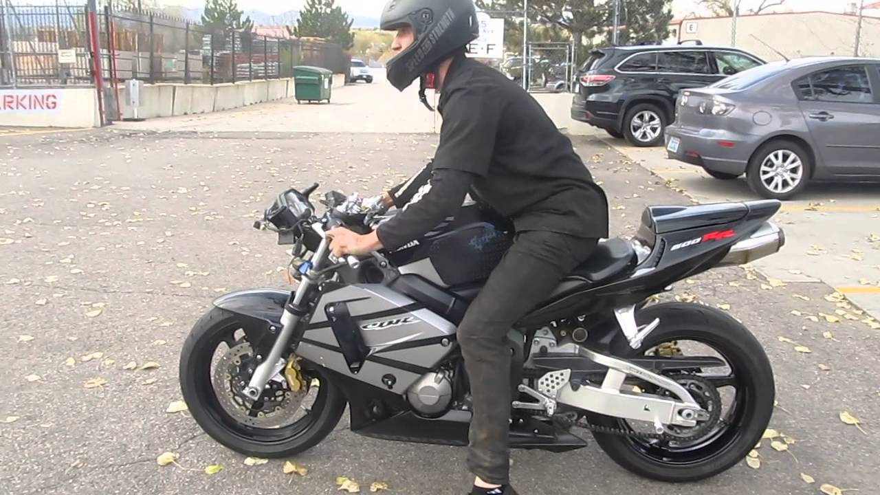 2003- (2004) HONDA CBR600RR MOTOR AND PARTS FOR SALE ON ...