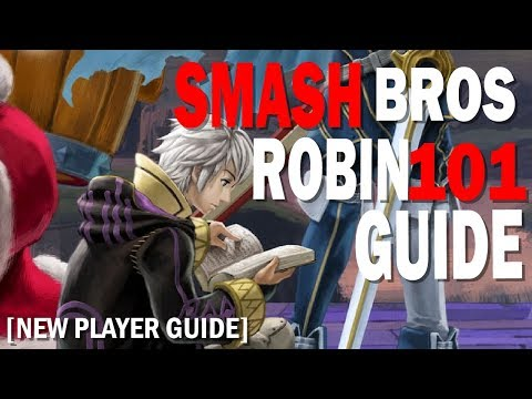 Getting Started with Robin in Super Smash Bros Ultimate [101 Guide] thumbnail