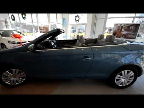 2010 Volkswagen Eos Komfort WORLD AUTO (stk# 3224A ) for sale at Trend Motors VW in Rockaway, NJ