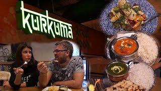 Обзор заведения Kurkuma в StrEat Москва. Для любителей индийской кухни;) Остренько🔥🔥 #PRostoEda