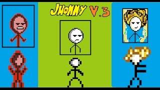 Jonny V.3|Dbz Baston|JhonaikelGamerPro16|