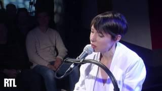 Jeanne Cherhal - Amoureuse en live dans le Grand Studio RTL