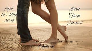 Aquarius - Power struggles within True Love - Lovescope April 1st - 15th