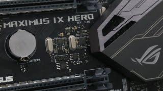 Asus Maximus IX Hero ROG Z270 Kaby Lake Motherboard