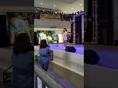 Kyline Alcantara | Handa Na Ba Kayo | Christmas Song | Ayala Mall South Park