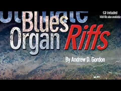 Blues Organ Riff of the Day