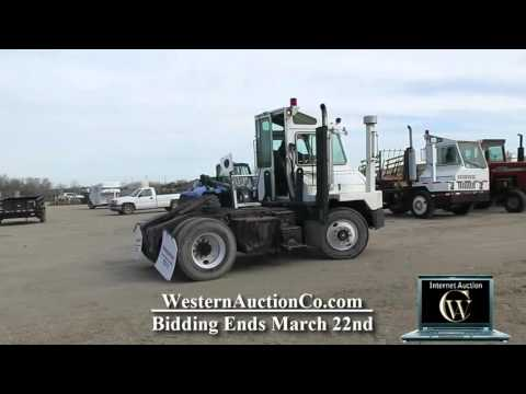 833 Ottawa Yard Spotter Truck For Sale At Auction!
