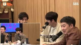 [SBS]두시탈출컬투쇼,강하늘, 양평 목격담에 박장대소