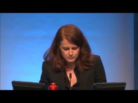 Best.Women v. Nicole Andersson holder tale på Novo Nordisk generalforsamling 18.03.2016