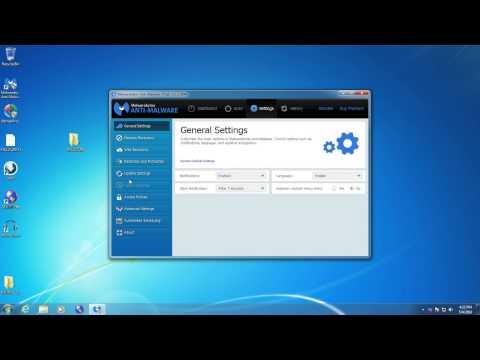 Malwarebytes Anti-Malware Pro 2.00