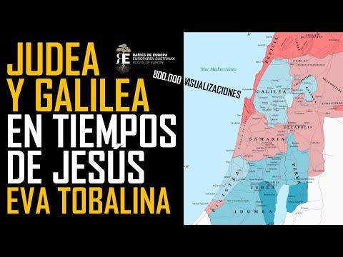 Palestina En Tiempos De Jesús. Eva Tobalina