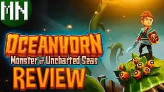 oceanhorn: Monster of Uncharted Seas  Magical Review