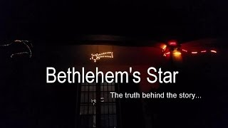 This was Bethlehem's Star...