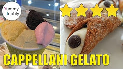 Cappellani 1949 - Authentic Italian Gelato in London Fitzrovia!