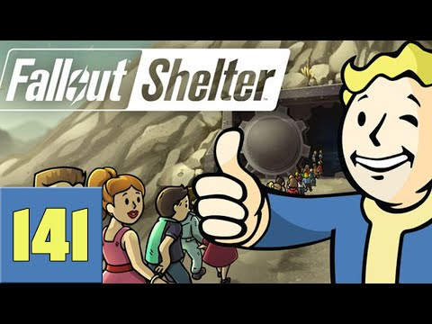 Fallout Shelter Lets Play Episode 141 [Ghost Costume]