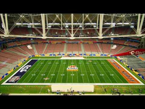 University of Phoenix Stadium Time Lapse