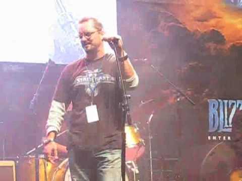 Chris Metzen Singing Sweet Home Alabama
