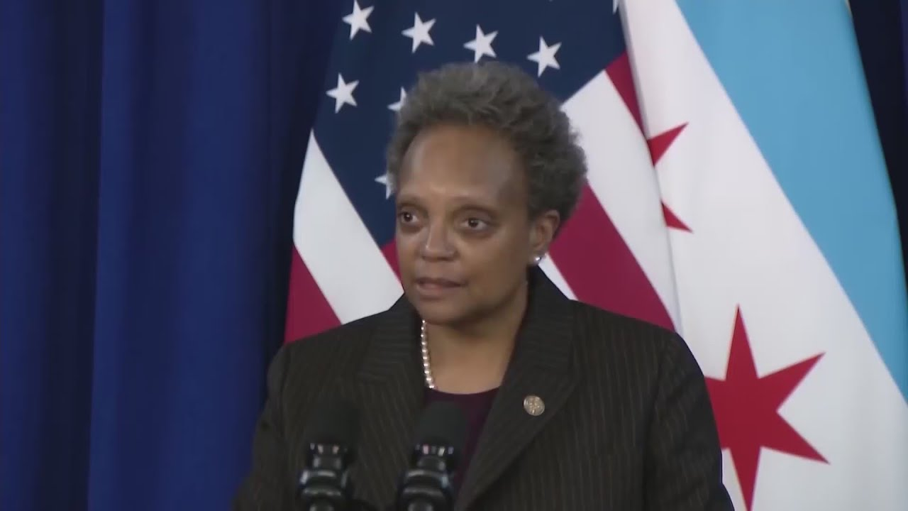 Lori Lightfoot: Chicago Mayor to Resign After Being Caught ...