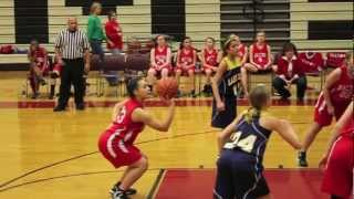 7th Grade Girls Basketball 2013
