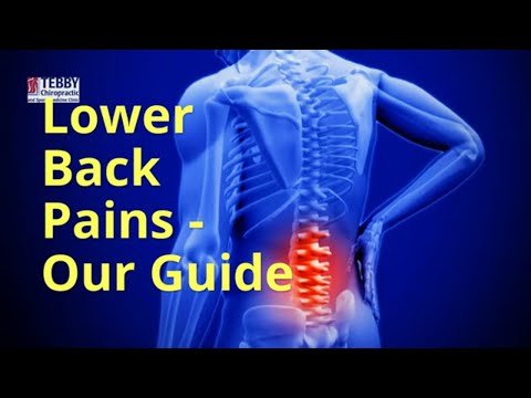 Lower Back Pains Relief in Charlotte NC with Your Charlotte Chiropractor Tebby Clinic