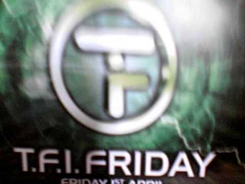TFI FRIDAY - Hooley